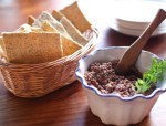 4 Healthy Snacks Olive Tapenade