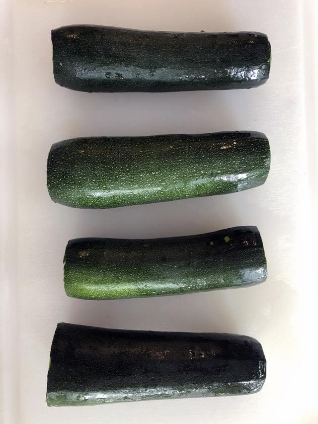 4 medium zucchini