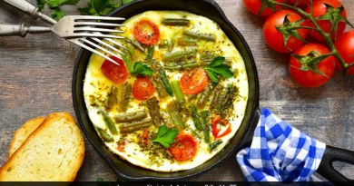 Healthy Breakfast: Top 5 Ways To Make Your Omelettes Healthier And More Filling