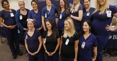अस्पताल की 16 नर्सें एकसाथ हुईं गर्भवती, जानिए फिर क्या हुआ