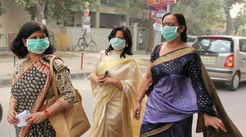 दिल्ली में वायु प्रदूषण के कारण 89 प्रतिशत लोग बीमार या बेचैन