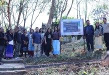 The Body Shop India and WTI Launch Health Care And Sanitation with Rewilding the Garo Spine