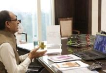मुख्यमंत्री श्री चौहान ने कोरोना मुक्त हुए 44 व्यक्तियों को इंटरनेट पर दी बधाई