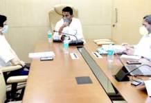 जल संसाधन मंत्री श्री सिलावट ने विभाग की समीक्षा बैठक ली