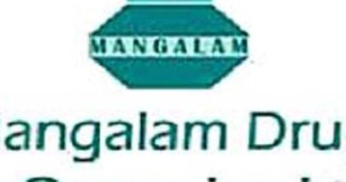 Mangalam Drugs Recruitment Senior Executive BD International urgent Openings