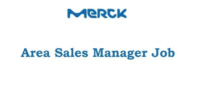 Merck Limited MPharm BPharm  Require Area Sales Manager