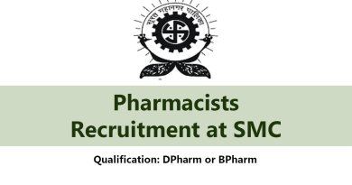Municipal Corporation Jobs for Pharmacists 32 posts