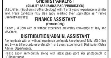 RECKON Diagnostics Urgent Openings for Freshers and Experienced in QA R and D Production Finance Distribution Administration Departments Apply Now