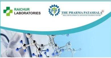Raichur Laboratories Pvt Ltd WalkIn Interviews for Production Qc Safety Departments on 22nd Nov 2020