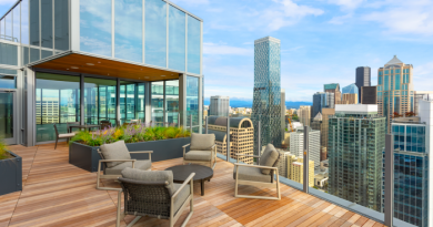 The Emerald, Seattle's Newest Luxury Waterfront Condominium Tower Celebrates Building Completion