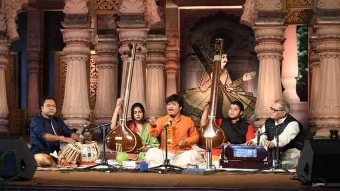 हिंदुस्तानी के साथ कर्नाटक शैली की जुगलबंदी से महका तानसेन समारोह