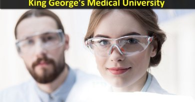 King Georges Medical University Pharmaceutical JRF positions