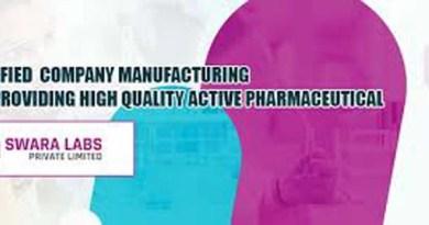Swara Labs Hiring Bsc Msc Organic Chemistry for Lab Chemist