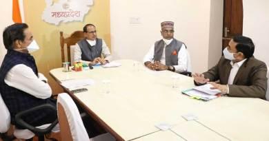 मुख्यमंत्री श्री चौहान ने बर्ड फ्लू के प्रति सजग रहने के निर्देश दिये
