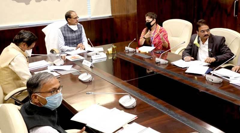 वर्ष 2022 के खेलो इंडिया गेम्स भोपाल में कराने की सैद्धांतिक सहमति