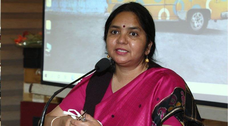बच्चे अपनी रुचि और योग्यता अनुसार कैरियर का चयन करे- प्रमुख सचिव श्रीमती शमी