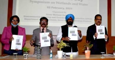 प्रदेश के वेटलैण्ड्स का सुधरेगा स्वास्थ्य, 50 तालाबों के हेल्थ-कार्ड दिल्ली भेजे गये