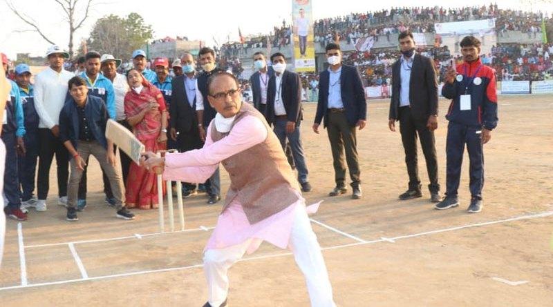 हर ग्राम पंचायत में बनेगा खेल मैदान : मुख्यमंत्री श्री चौहान