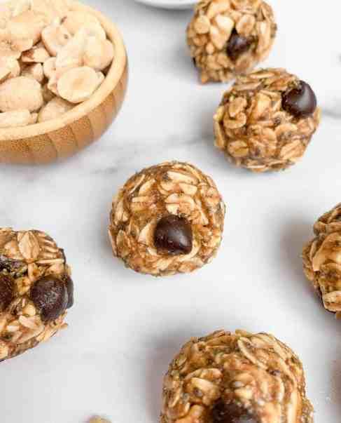 healthy best ever peanut butter energy balls