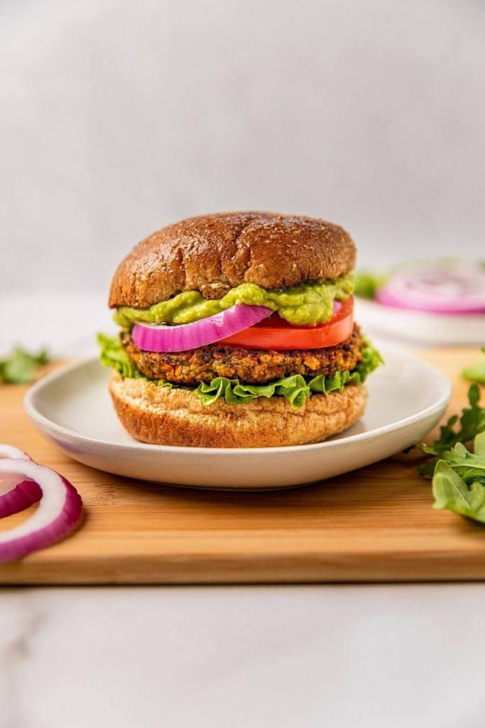 best bean-less veggie burger