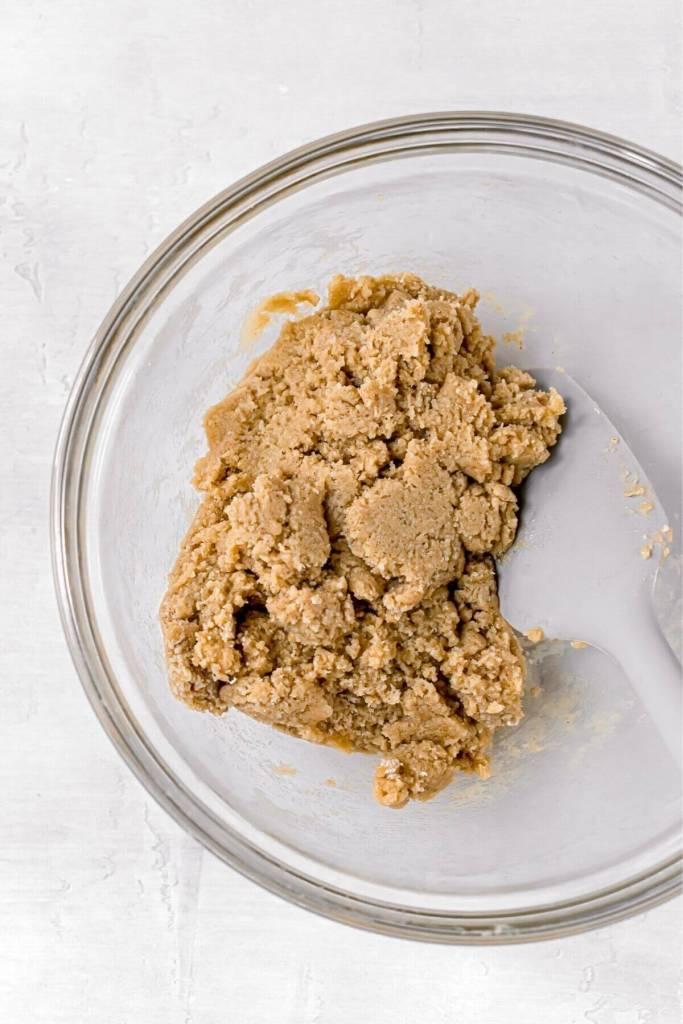 healthy cookie crust