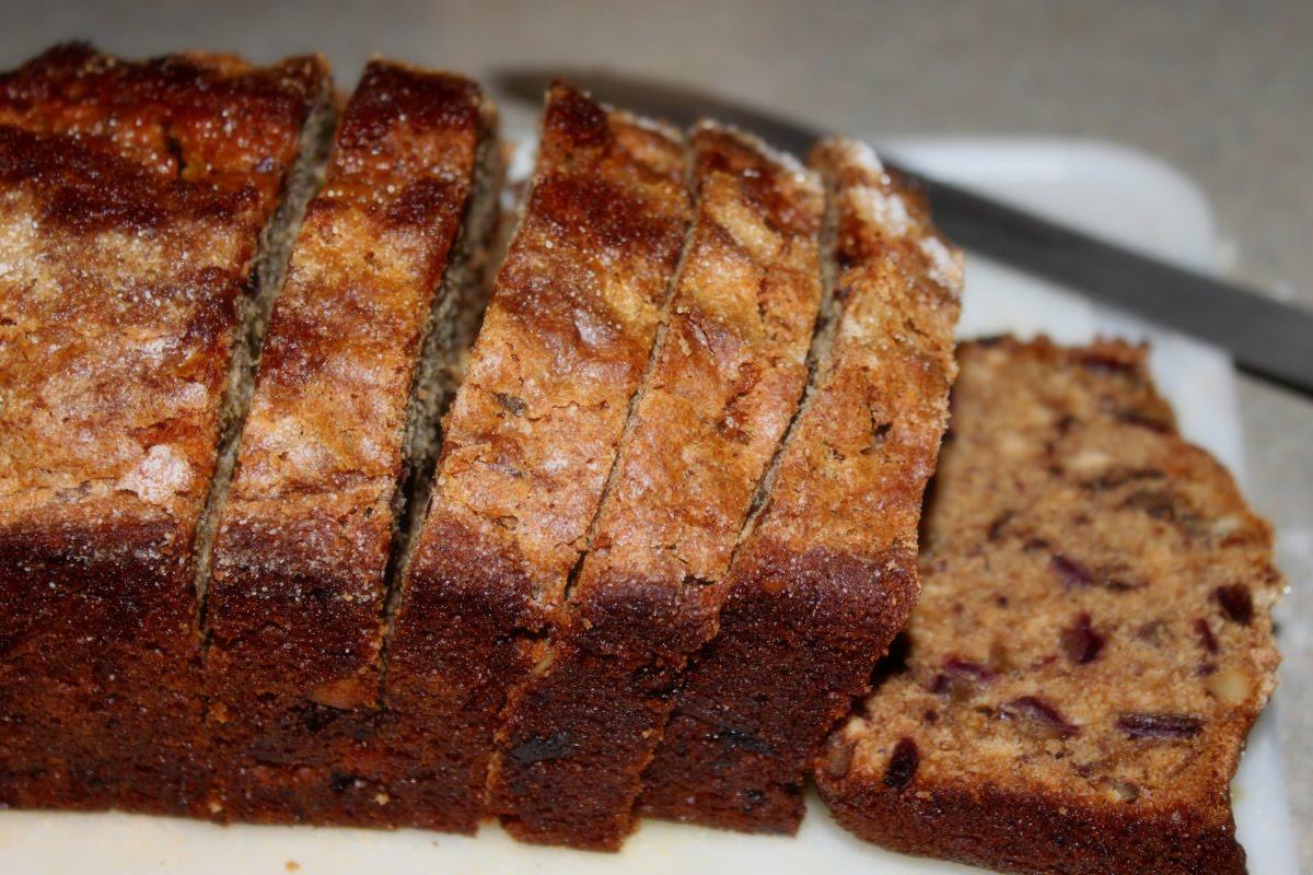 Date Nut Bread Recipe