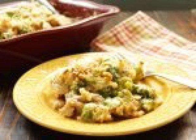 Keto Broccoli Chicken Casserole