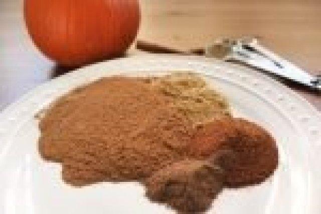 Homemade Pumpkin Spice Blend