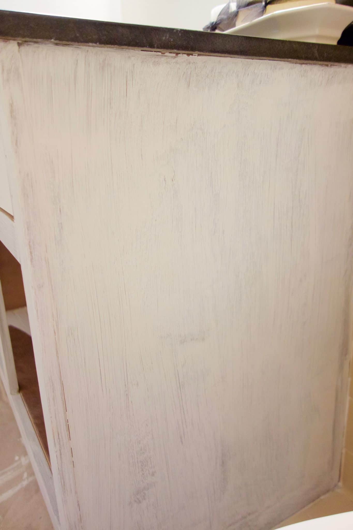How to Paint Cabinets Without Sanding - Health, Home, and Heart