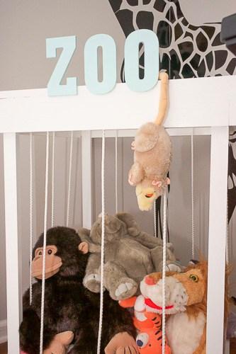 Diy Stuffed Animal Zoo Health Home And Heart
