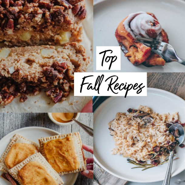 5 Plant-based Fall Recipes to Try This Season
