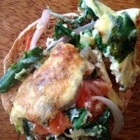So you're training for a 5K Omelet