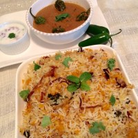 Healthy Hyderabadi Chicken Dum Biryani