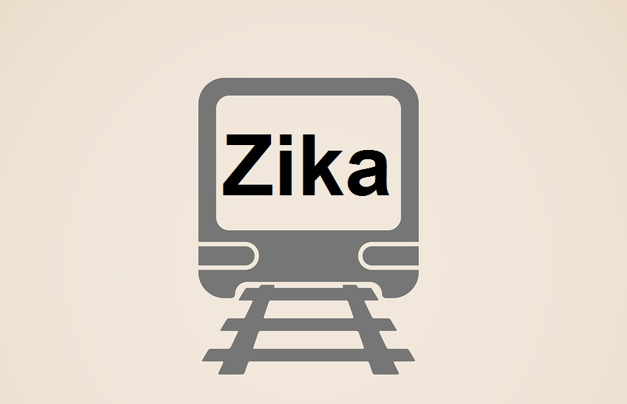 vector icon of train