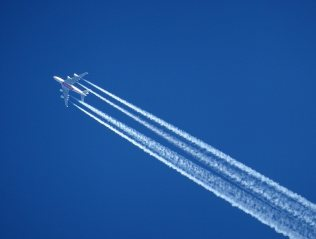 chemtrails image