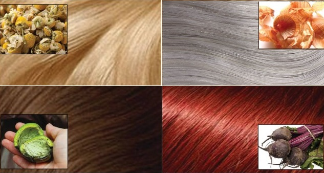 Dye Your Hair Without Any Chemicals