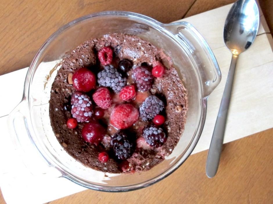 Beltsander brownie