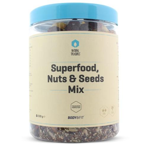 Body en Fit Superfood Noten en Zaden mix