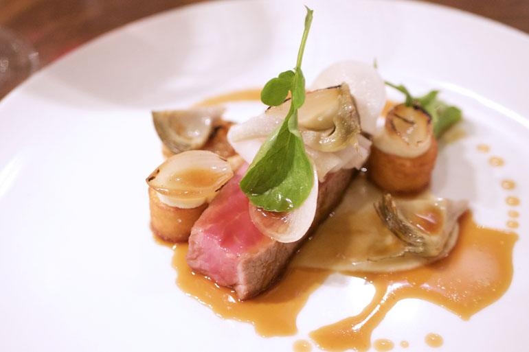 Niven Restaurant week Michelinster