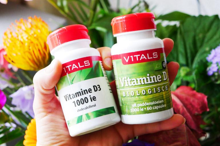 Moet je extra vitamine d slikken