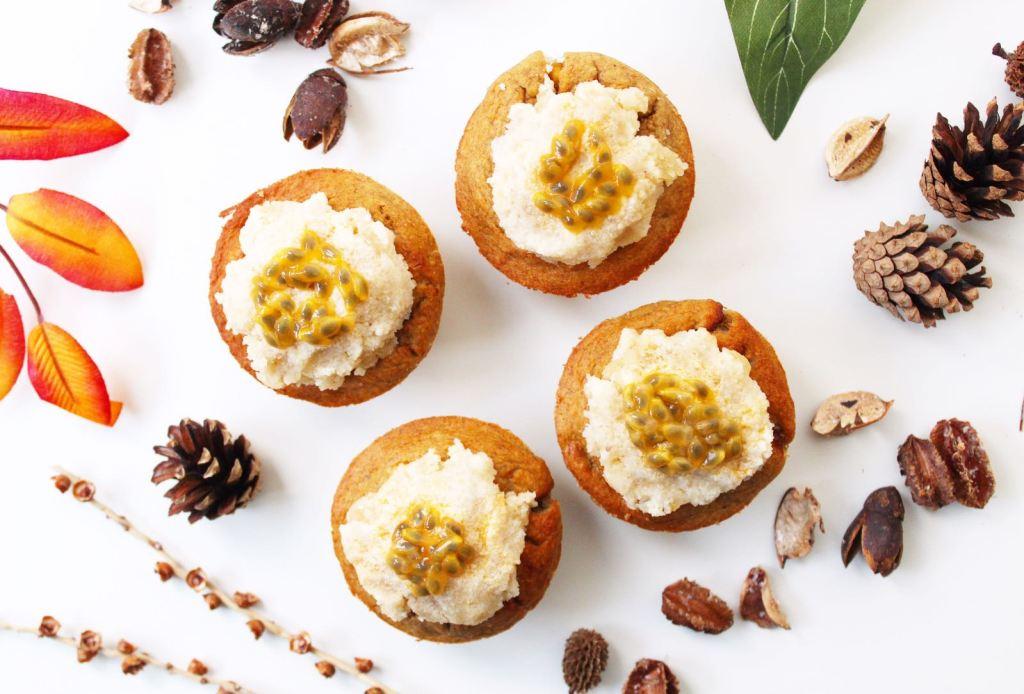 Deze kikkererwten muffins vegan en glutenvrij