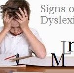 Signs of Dyslexia In Your Child