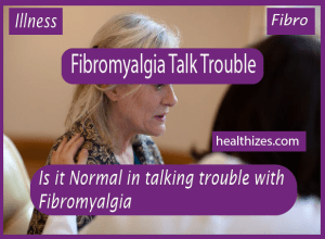 Is it Normal in Talking Trouble with Fibromyalgia?