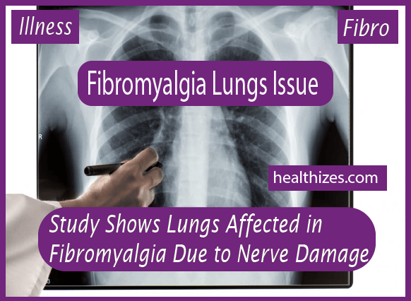 Study Shows Lungs Affected in Fibromyalgia Due to Nerve Damage