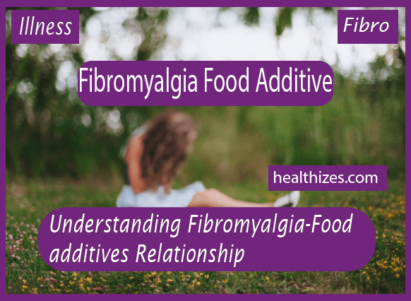 Understanding Fibromyalgia-Food additives Relationship