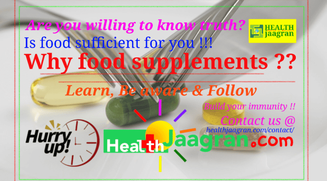 Little Known Facts in The World About Food Supplements And Vitamins
