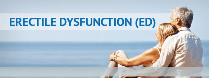 causes of erectile dysfunction (ED)