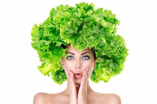 lettuce girl