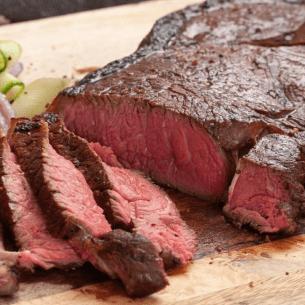 fresh Round steak