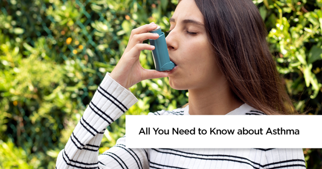 Types of Asthma, Asthma Symptoms and Treatment